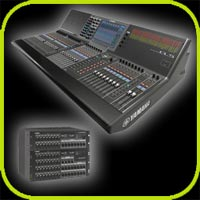 location console yamaha cl 5 caen